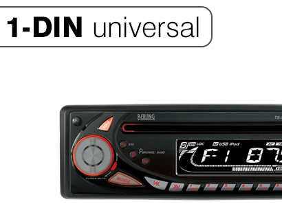 Universell 1-DIN