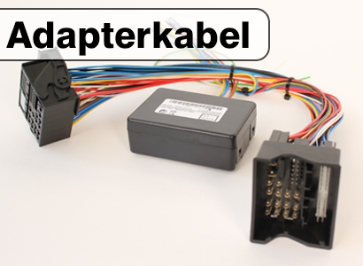 Adapterkabel / Radioadapter