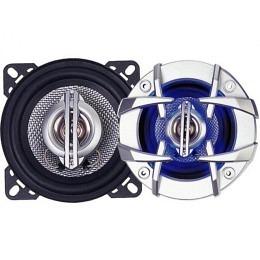 LED-Lautsprecher, 10cm, 400Watt, SHOX-ZONE RST42C16LD