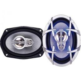 Ovale LED-Lautsprecher, 1000Watt, SHOX-ZONE RST693C16LD