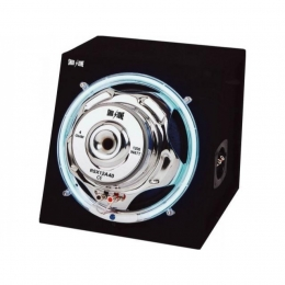 Subwoofer, 1200Watt, Neon-Beleuchtung, SHOX-ZONE RSX12A40