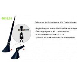 Antennentechnik Bad Blankenburg Gelenk für 16V Antennen mit M5 Gewinde