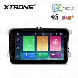 B-WARE, Android Autoradio, Android6, GPS/Navigation, für VW, SKODA, SEAT (B-xxx)