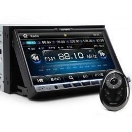 eonon GE01B, 7 Zoll DVD/GPS Autoradio mit DAB+  (B-Ware Nr. 275)