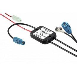 Aktive Frequenzweiche/Verteiler für passive Antenne (FM/DAB) Blankenburg 4726.03