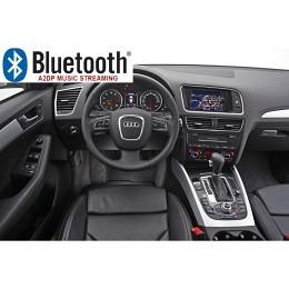 Bluetooth-Adapter zum Musik-Streaming für Audi mit MMi 3G - ab Modelljahr 2011->