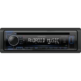 Kenwood KDC-120UB USB, CD, MP3, mit Android Steuerung, Tasten: blau