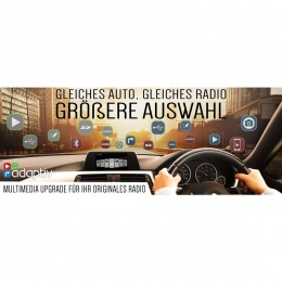 Adaptiv Plug&Play Navigations Interface für Opel, GMC, Chevrolet, Cadillac