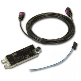 FISTUNE® DAB+ Antennenmodul für Scheibenantenne Audi A6 4F 3G Avant, ohne Standh