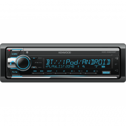 Kenwood KDC-X5200BT CD-Receiver, Bluetooth, iPod/iPhone/Android-Steuerung