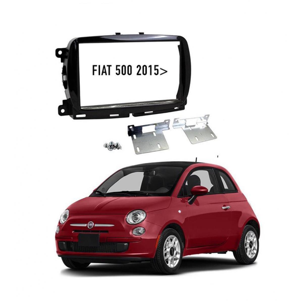 Radioblende passend f/ür FIAT Multipla