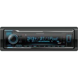 Kenwood KMM-BT504DAB, Bluetooth-Freisprecheinrichtung, USB/DAB+, Apple & Android