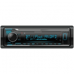 Kenwood KMM-BT304 Mechaless-Radio mit Bluetooth und iPod-Steuerung