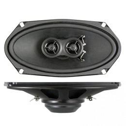 RETROSOUND Lautsprecher 4''x8'', 101x202mm ,Neodym,(Paar)