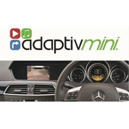 Mercedes A,GLA,CLA,B mit NTG 4.5, Rückfahrkamera-Eingang, Smartphone Streaming