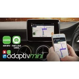 Mercedes mit NTG 5 , Front- und Rückfahrkamera-Eingang, Smartphone Streaming