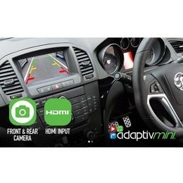 Cadillac,Chevrolet,GMC,Opel Rückfahrkamera-Eingang, Smartphone Streaming