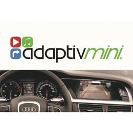 "Audi MMI 3G/3G+ mit 6.5""und 7""Display, Rückfahrkamera, Smartphone Streaming"