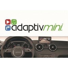 "Audi Q3 8U ab 2012->> Concert 6.5""""Display, Rückfahrkamera, Smartphone Streamig"