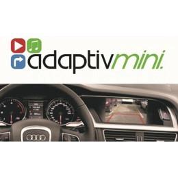 Audi Q5 (8R) 2012-2016  mit Radio Concert, Rückfahrkamera, Smartphone Streaming