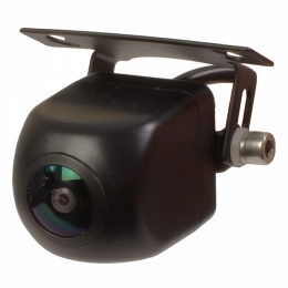 Front-/Heckkamera mit echtem 180° Weitwinkel, Shift-Funktion, Berling CMR-190CM