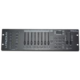 """DMX-Controller """"LC192DMX"""" 19"""""""""""