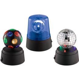 "LED-Licht-Set ""LIGHTY-PARTY""  3-tlg."