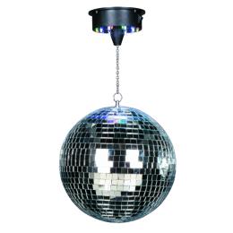 "Disco-Kugel-Licht-SET ""DISCO1-20"" 3-tlg."