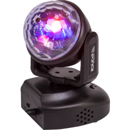 "Moving Head ""LMH-ASTRO"", 6x3W LEDs"