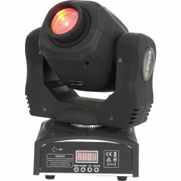 "Moving-Head ""LMH50LED"", 7 Farben + weiß, 60Watt"