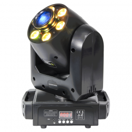 "LED-Moving Head Washer ""PLUTON30-WASH"", 6x12 W RGBWA-UV"