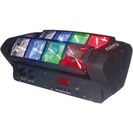 """Lichteffekt """"LED8-MINI"""" 39W, 10/14CH, 8x3W, 230V"""