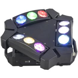 """Lichteffekt """"9BEAM-MINI"""" 140W, 230V"""