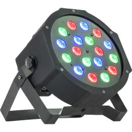 """LED PAR Strahler """"PARLED181"""" Fernbedieung 230V"""
