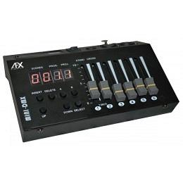 "Mini DMX-Controller ""DC54DMX"", 54 Kanäle 230V"