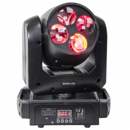 "Bee-Effekt-Moving-Head ""BEE40-LED"", 4X10W"