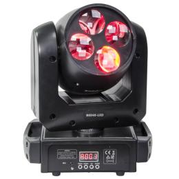 """Bee-Effekt-Moving-Head """"BEE40-LED"""", 4X10W"""