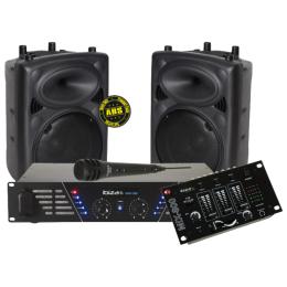 """DJ-Komplett Set """"DJ300MKII"""""""""""
