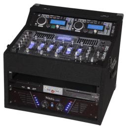 """DJ-Komplett Set """"DJ1000MKII"""" 960W 230V"""