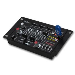 "Mischpult ""DJ21USB-BT""  4-Kanal 7 Eingänge USB BT"