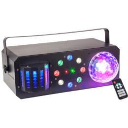 "LED-Lichteffekt 4-in-1 ""COMBI-FX1"""""