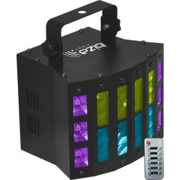 """LED-Lichteffekt DERBY """"COMBI-STUV"""", UV, Strobe"""