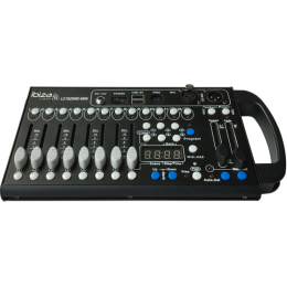 "Mini DMX Controller ""LC192DMX-MINI"", 192 Kanäle"