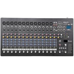 """Studio-Mixer """"LAB16DSP"""" Profigerät  8CH, 230V"""