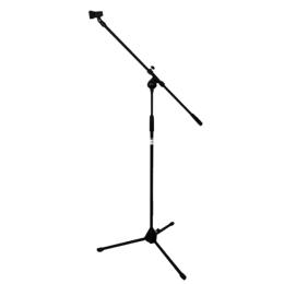 """Mikrofonständer """"SM007T"""" SET:Halter+Galgen schwarz"""