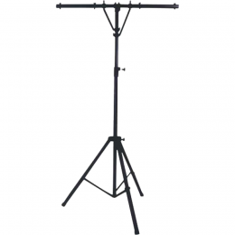 "Leuchtstativ ""SL002"" max. 45kg,Höhe>2,8m, schwarz"