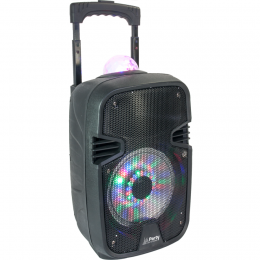 "Rollbares Soundsystem ""PARTY-7ASTRO"" 300W 20cm"