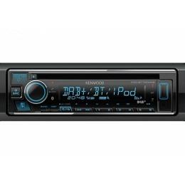Kenwood KDC-BT730DAB CD-Tuner/Bluetooth/iPod/Front USB/DAB+ inkl. DAB-Antenne