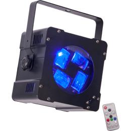 """LED-Lichteffekt """"HYPNO40-LED"""", 4x10W RGBW, 8DMX-Kanäle"""