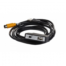 DENSION Glovebox Connector Port (EXT2CP2) USB-Switch für DAB+U